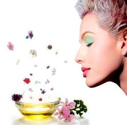 Aromatherapie in de massage praktijk