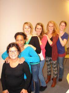 Cursus Massage voor en door Medewerkers
