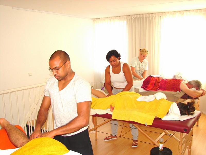 Cursus Deep Tissue Massage