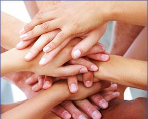Massage cursus, een groepsproces
