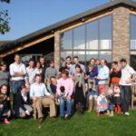 Basiscursus Massage op locatie tijdens familie weekend in Brabant
