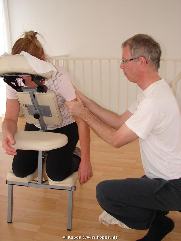 Cursus Stoelmassage